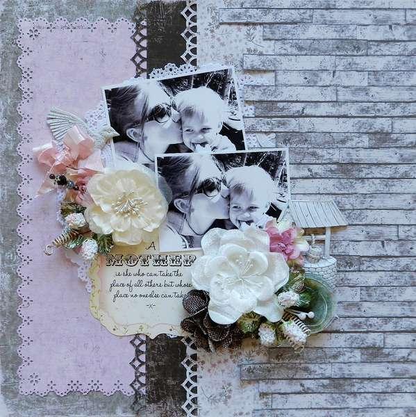 A Mother **C'est Magnifique August 2012 Kit**
