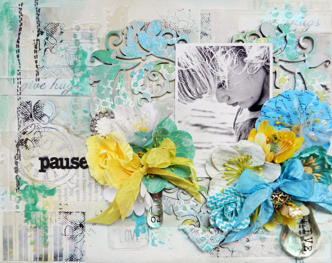Pause to Live **Blue Fern Studios**