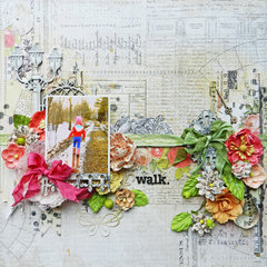 Walk. *Blue  Fern Studios*