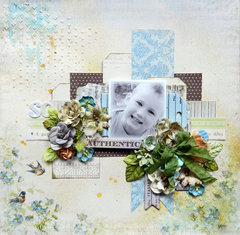 So Authentic **C'est Magnifique August Kit**