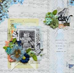 Day One **C'est Magnifique January Kit**