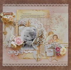 Angel **C'est Magnifique December Kit**