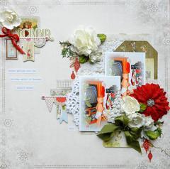 December **C'est Magnifique December Kit**