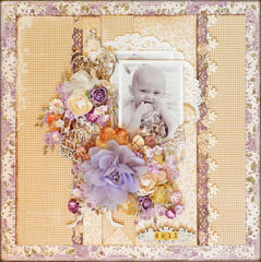 Doll **C'est Magnifique February Kit**