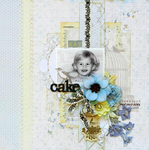Eat Cake **C'est Magnifique January Kit**