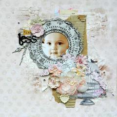 Timeless **C'est Magnifique January Kit**