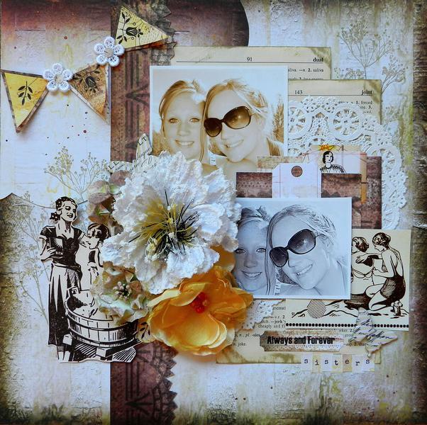 Always & Forever Sisters **C'est Magnifique November Kit**