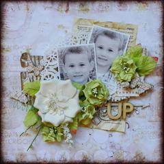 Growing Up **C'est Magnifique November Kit**