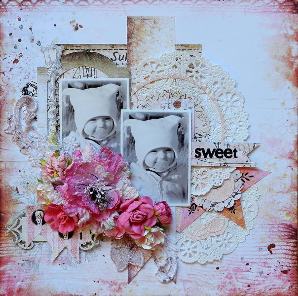 Sweet **C'est Magnifique November Kit**