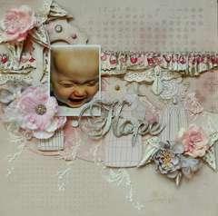 Hope **C'est Magnifique October Kit**