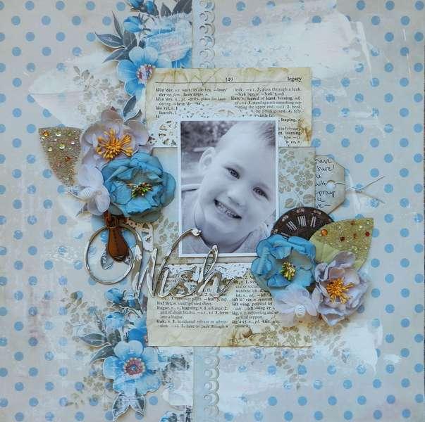Wish **C'est Magnifique October Kit**
