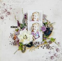 Niece **C'est Magnifique April Kit**