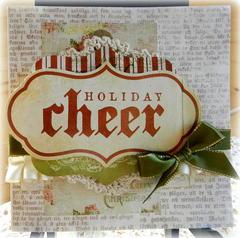 Holoiday Cheer **C'est Magnifique December Kit**