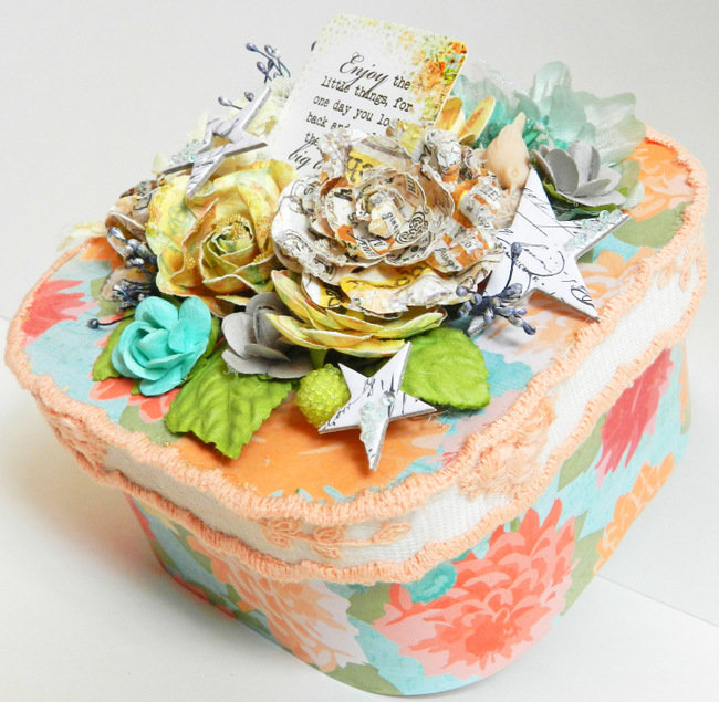 Altered Box *C'est Magnifique May Kit*