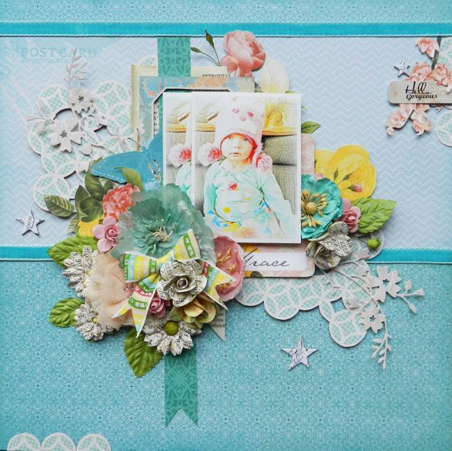 Hello Gorgeous **C'est Magnifique May Kit**