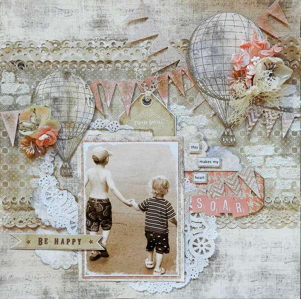 This Make My Heart Soar **C'est Magnifique September Kit**