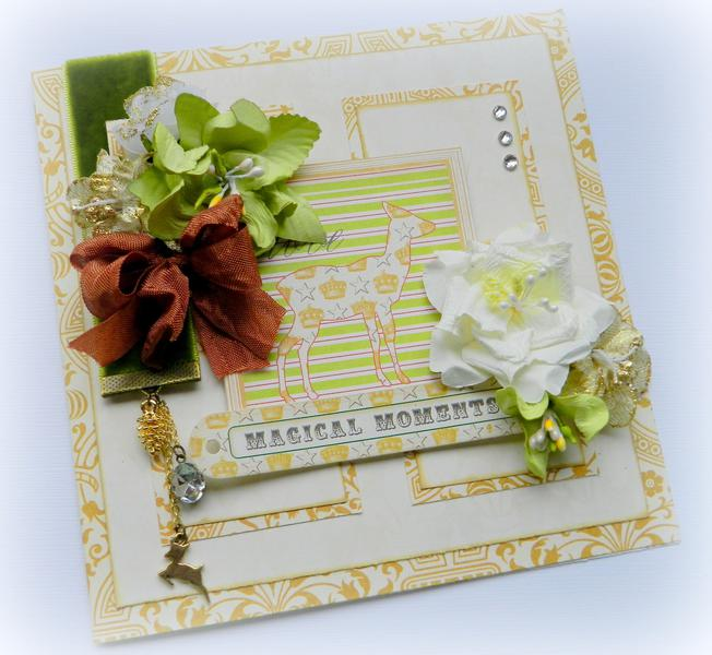 Magical Moments **Manor House/Webster's Pages**