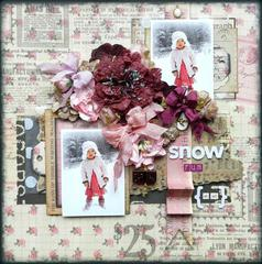 Snow Fun {At All} **Manor House Creations**