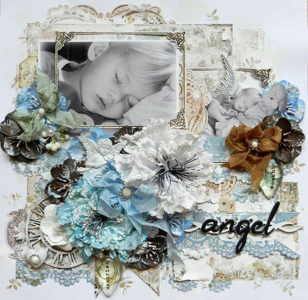 My Angel **Manor House Creations**