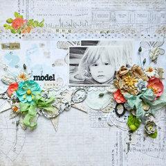 Model Looks *PaperHaus*