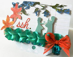 Surprise Party Invitation **Webster's Pages**