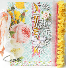 Delight the Heart {Mini Album} **Webster's Pages**