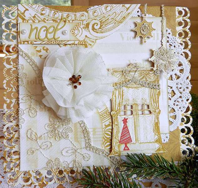 """""""Noel"""" **Webster's Pages Royal Christmas**"""