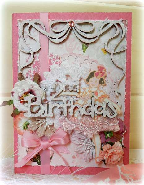 2nd Birthday **Scrap FX**
