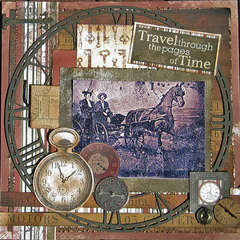 Travel through the pages of Time