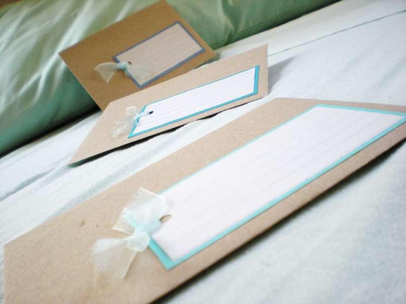 Natur envelopes