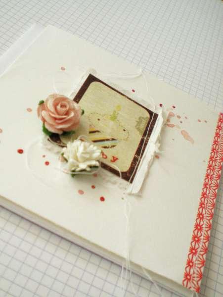 Cupcake baby card