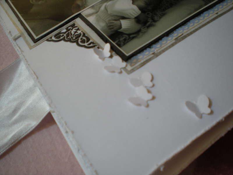 8x8 scrap album