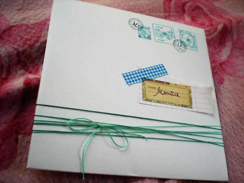Mail for Monica