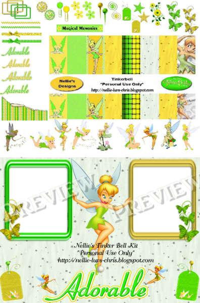 Tinker Bell Kit