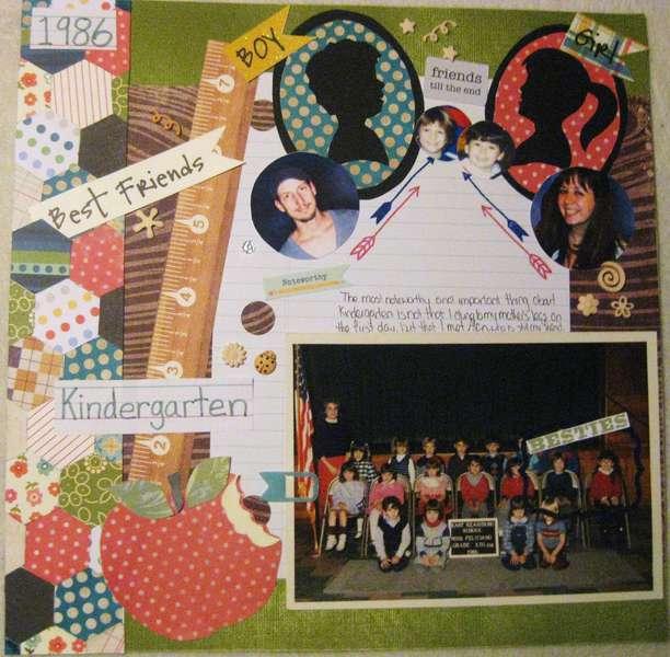 Kindergarten Besties