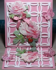 Mother's Day Easel card