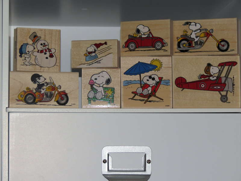 New Snoopy Stamps