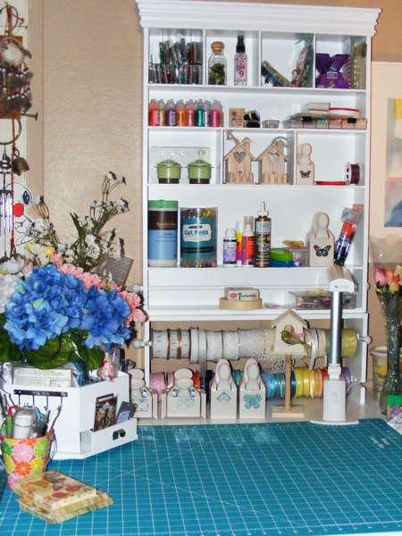 New Storage Shelf from M's