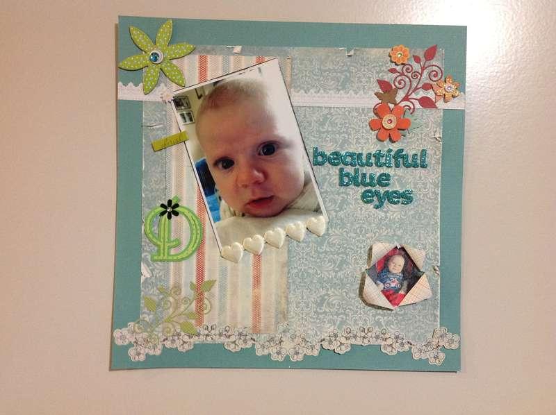 Beautiful Blue Eyes