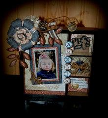 Amelia - Memory Tray