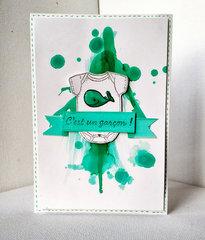 Card - It's a boy!