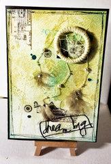 Card -  Dream Big