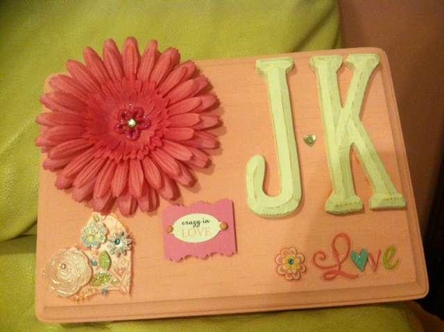 J & K (Jason and Kristina)