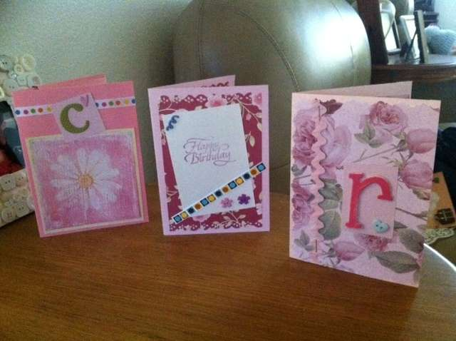 Greeting Cards Birthday, Thank you and Just Because