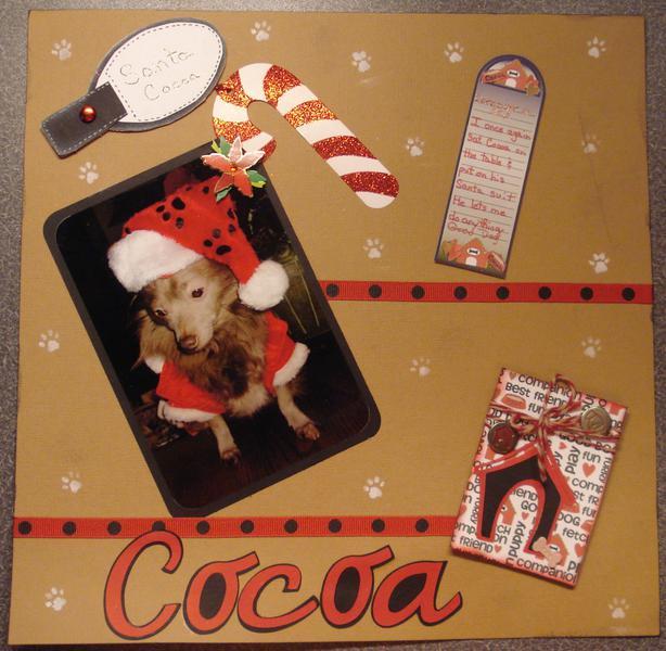 Cocoa Santa