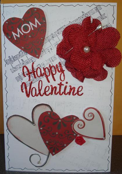Happy Valentine (Mom)