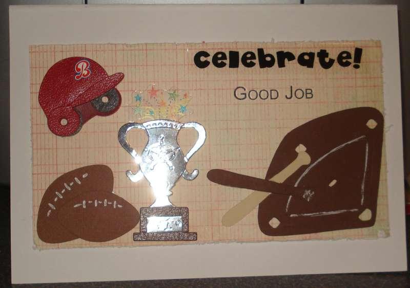 Celebrate good job