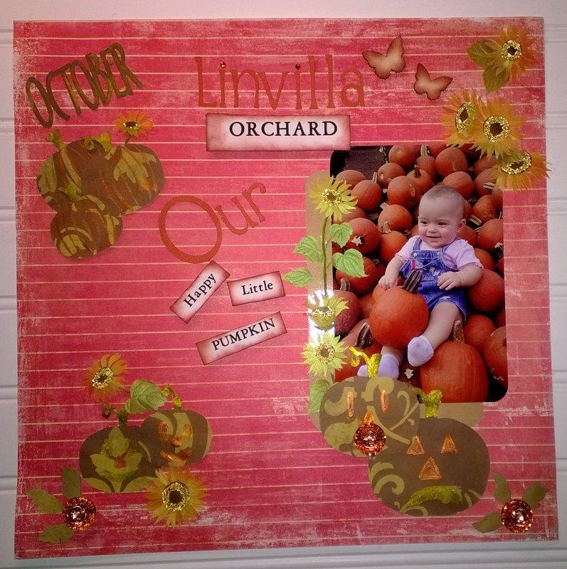 Linvilla Orchard (with the pumpkin twist)