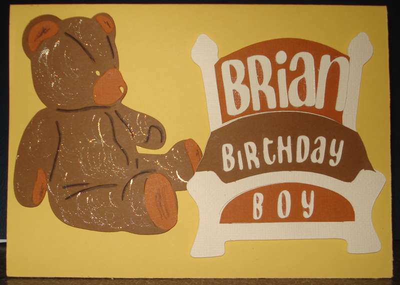 Brian  Birthday Boy