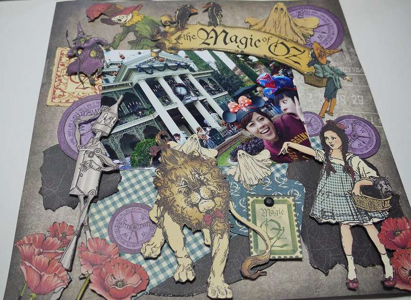 Disneyland OZ